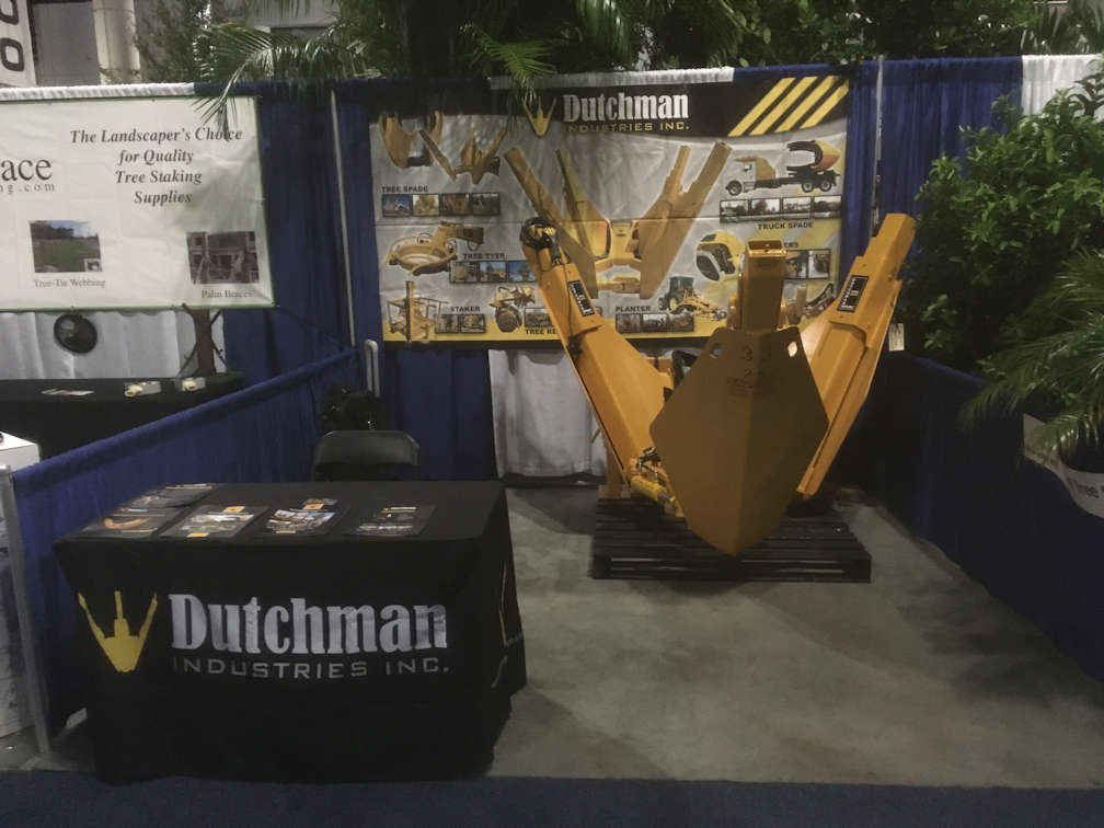 Dutchman Booth at FNGLA